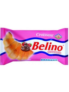Κρουασάν BELINO φράουλα  80γρ