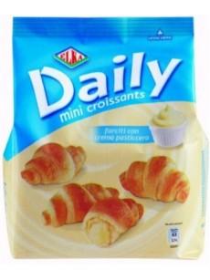 Κρουασάν της ELKA mini daily Μιλφέϊ  72γρ