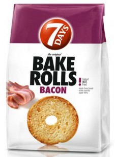 BAKE ROLLS  bacon 112γρ