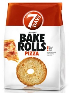 BAKE ROLLS  pizza 112 γρ