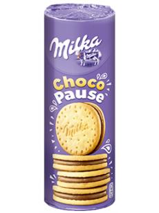 Μπισκότα milka chοco crema 260gr