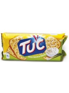 Μπισκότα TUC onion κρεμμύδι 100gr