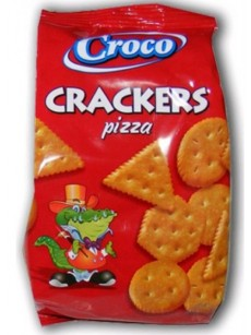 Crackers CROCO  pizza  100gr