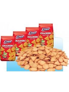 Crackers CROCO  ζαμπόν  100gr