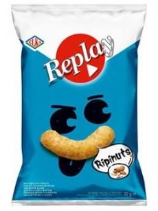 Snak της REPLAY  φυστίκι RIPINUTS   32gr