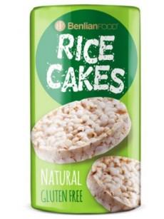 Ριζογκοφρέτα (RICE CAKE )  φυσική  100γρ