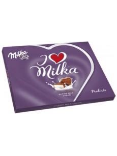 MILKA LOVE CREAM 120gr