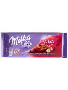 Milka  college fruite  93γρ