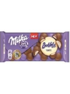 Milka  BUBBLY λευκη  100γρ