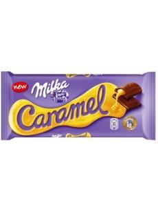 Milka   CARAMEL  γεμιστή 100γρ