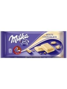 Milka  λευκη 100γρ