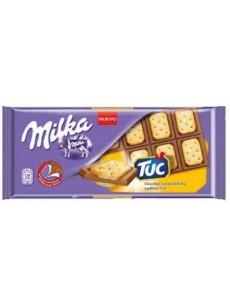 Milka  MILK & TUC 87gr