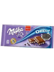 Milka   OREO  μπισκότο 100γρ