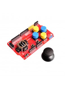 Gamepad Joystick Shield Module For Arduino Simulated Keyboard Mouse SU
