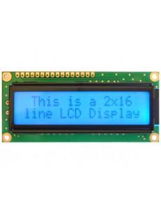 Οθόνη LCD 2X16 με ελληνικά