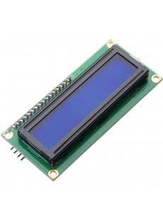 Οθόνη LCD 2X16 με Ι2 δίαυλο για arduino