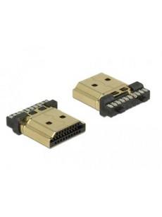Βύσμα HDMI αρσενικό για πλακέτα
