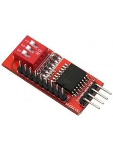 Arduino PCF8574 PCF8574T I2C 8 Bit IO GPIO expander
