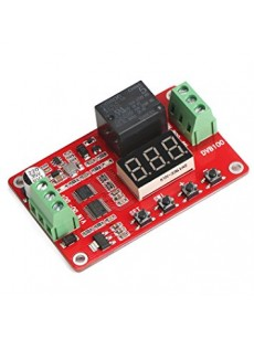 Voltage   Comparator with relay