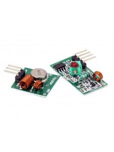 RF transmitter and receiver link kit for Arduino (433MHz)