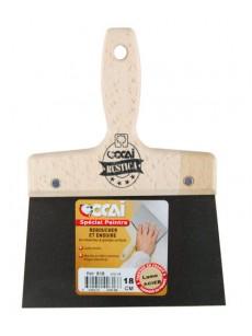 Σπατουλαδορος ξύλινη λαβή της OCAI  Νο12