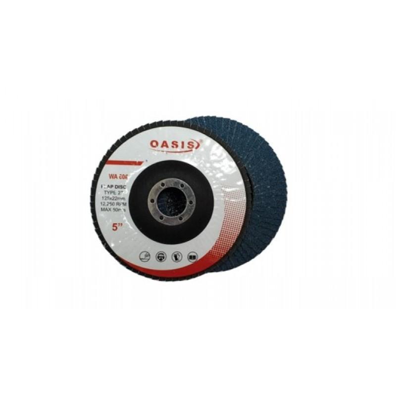 Δίσκος FLEX και για inox 125 WA80