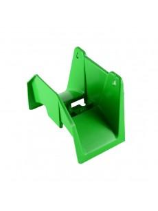 Σέλα για λάστιχο πλαστική πράσινη ή λευκό