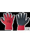 Γάντια αφρολατεχ κόκκινα Νο 11