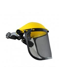 Μάσκα προστασίας με σίτα ενισχυμένη