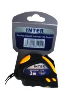 Μέτρο ρολό 3 μέτρα της inter