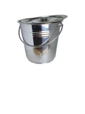 Καπάκι για κουβά INOX 15 λίτρων