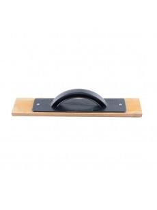 Τριβίδι ξύλινο με πλαστική λαβή
