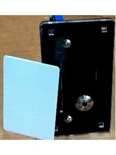 Καρτοδέκτης με ξαναγεμιζόμενη RFID