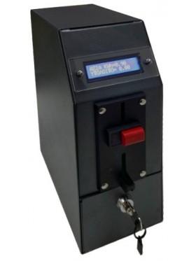 Κερματοδέκτης  για χρέωση ρεύματος (ΚWh)