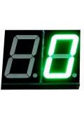 Μετρητής - χρονόμετρο για πλυντήρια αυτοκινήτων  2 ψηφίων 5.3cm