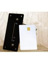 Καρτοδέκτης με ξαναγεμιζόμενη κάρτα
