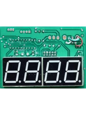 """Μετρητής - χρονόμετρο για πλυντήρια αυτοκινήτων 3 ή 4 ψηφίων 1"""""""