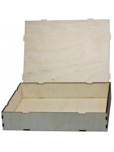 Ξύλινο κουτί  5.5 X 27.5 X 30.5 εκ